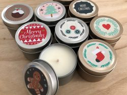 Candle gifts by Creative Heart Candles